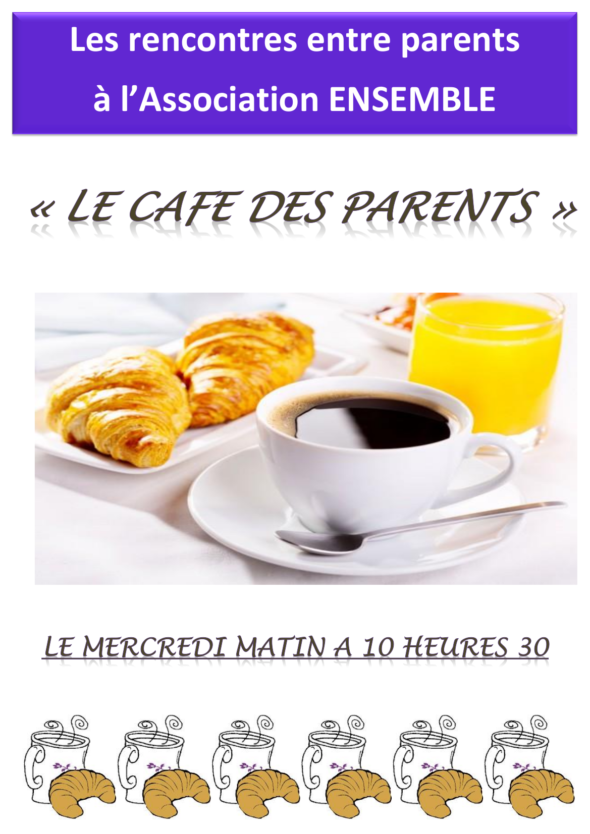 le cafe des parents ensemble