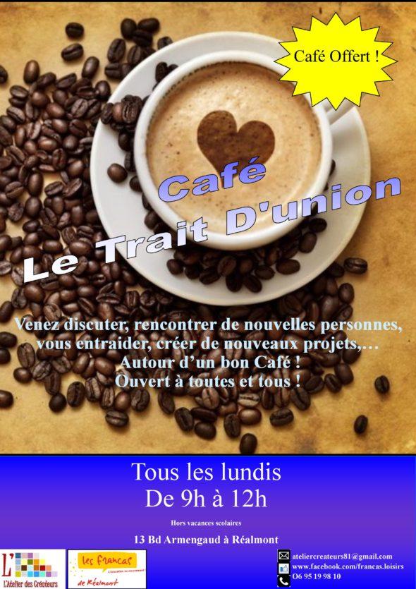 REALMONT CAFE L ATELIER DES CREATEURS
