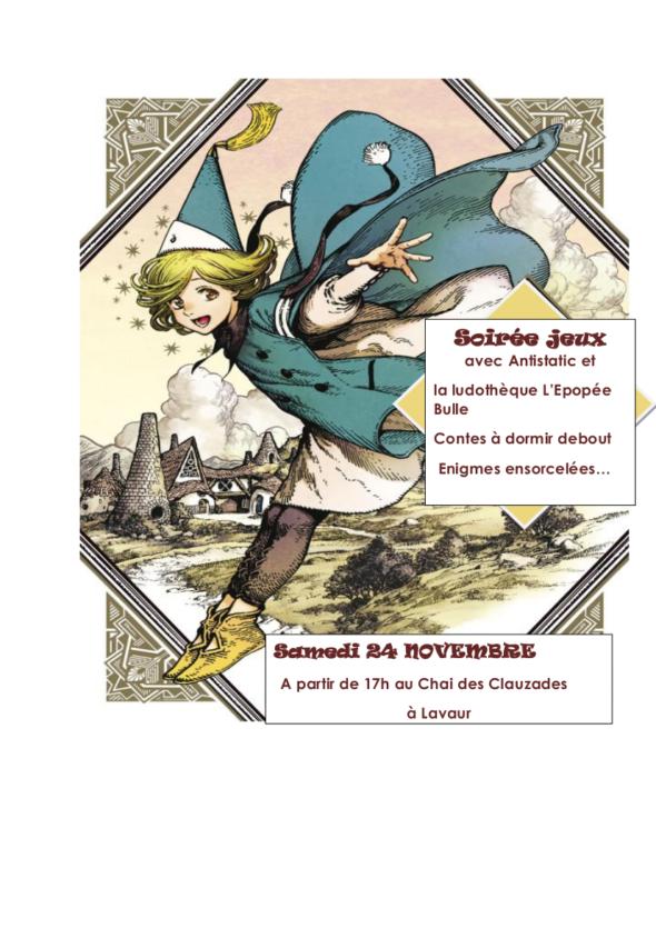 antistatic novembre 15 novembre