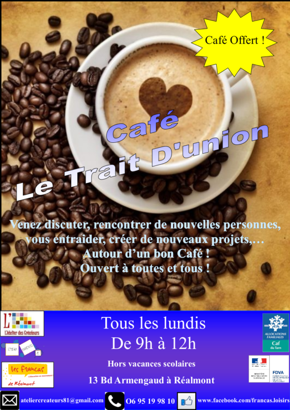 cafe des parents realmont