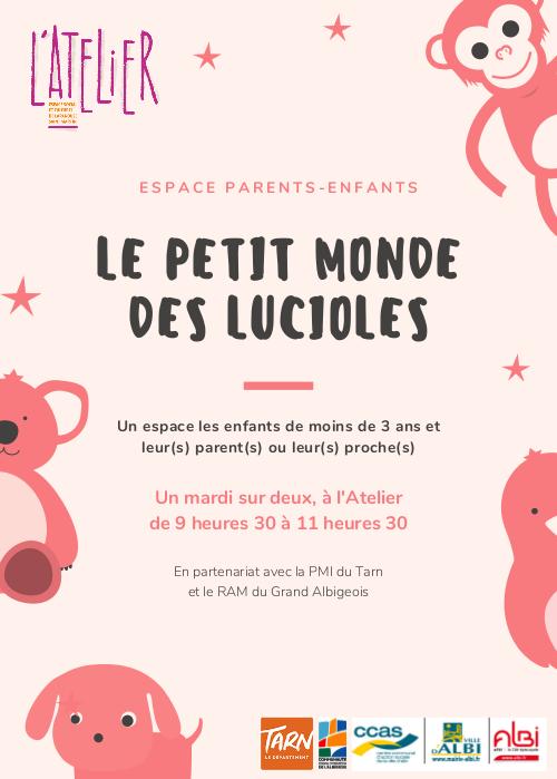 PETIT MONDE DES LUCIOLES PAGE 1 CS LAPANOUSE