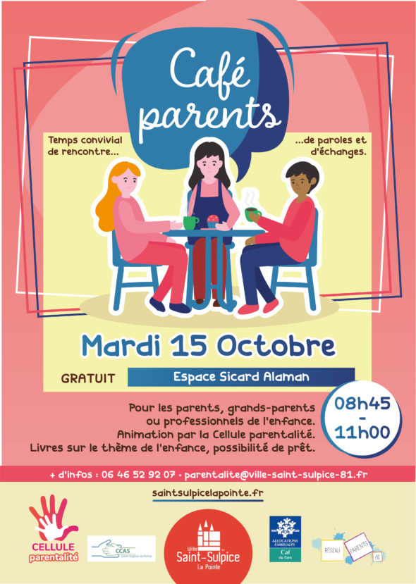 cafe parents 15 octobre st sulpice