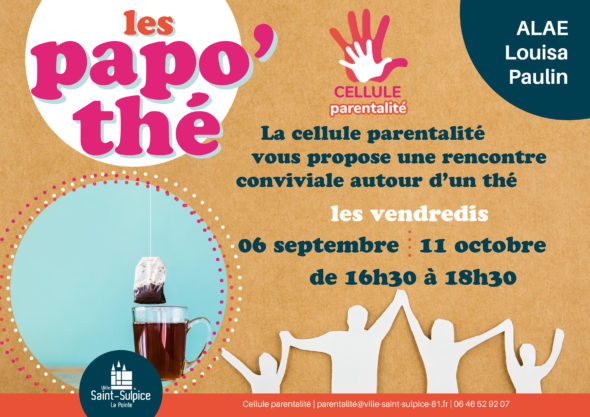 cellule parentalite 11 octobre saint sulpice