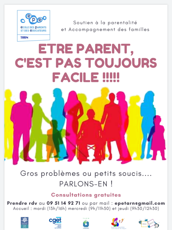 EPE pas facile d etre parents
