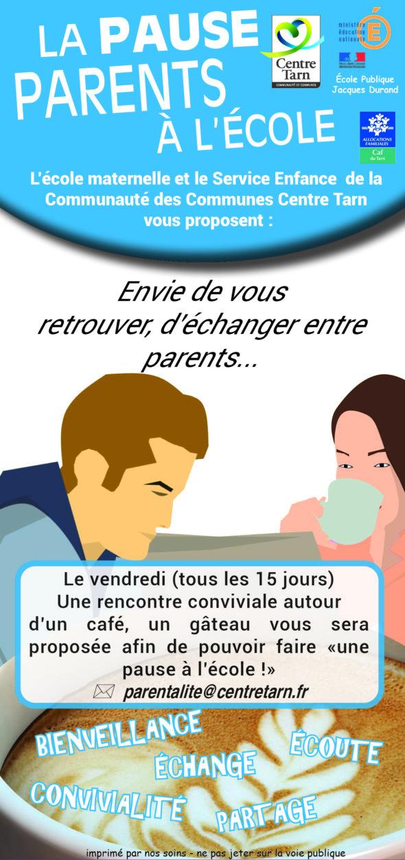 Pause parents Réalmont