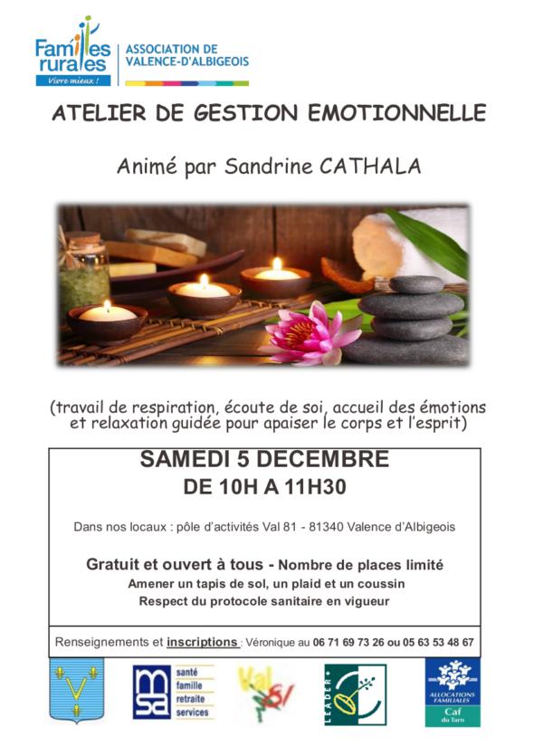 5 decembre Valence Albigeois