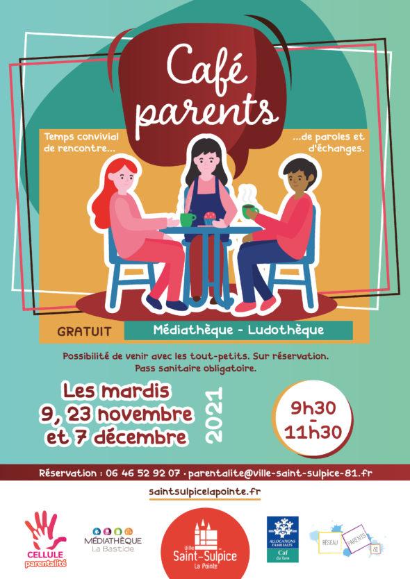 Saint Sulpice café des parent jusqu au 7 décembre